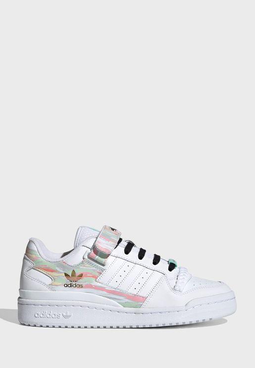 حذاء رياضي فوروم اوريجينالز للنساء