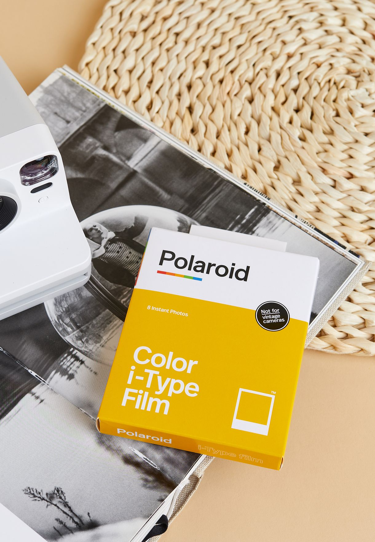 Polaroid Color Film for i-Type Camera