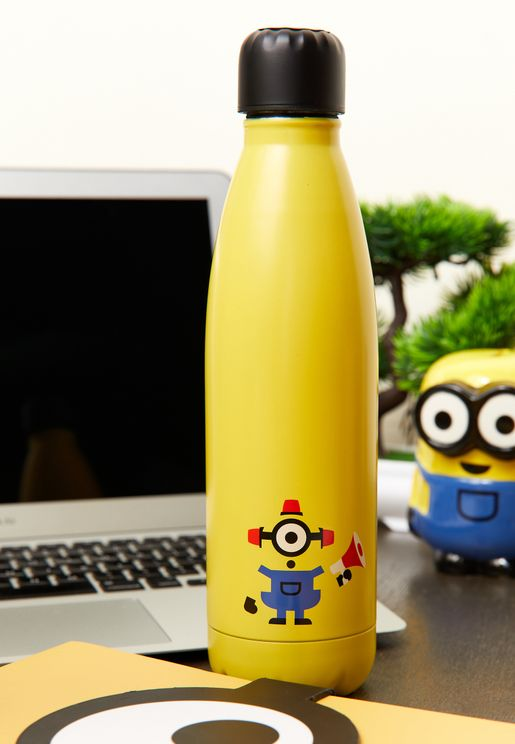 Minions Bee-Do Water Bottle