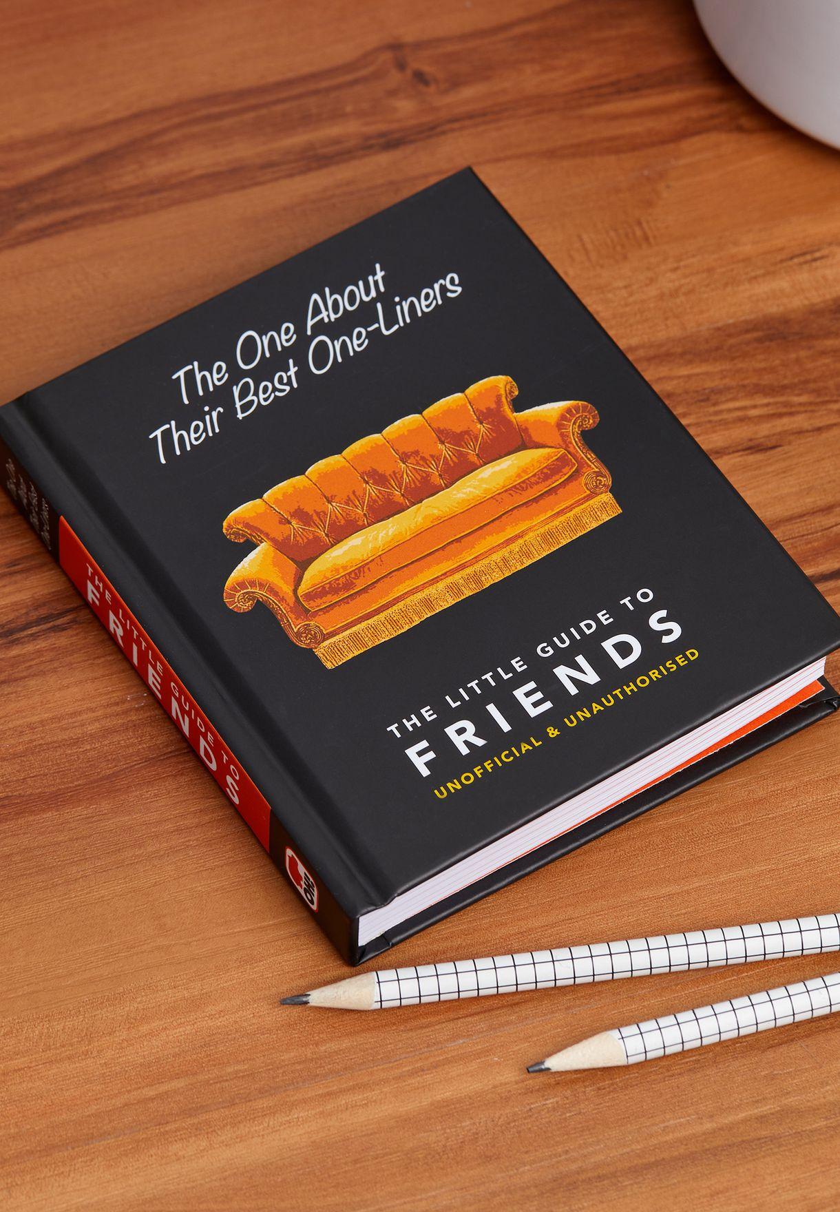 كتاب ذا ليتل بوك اوف فريندز