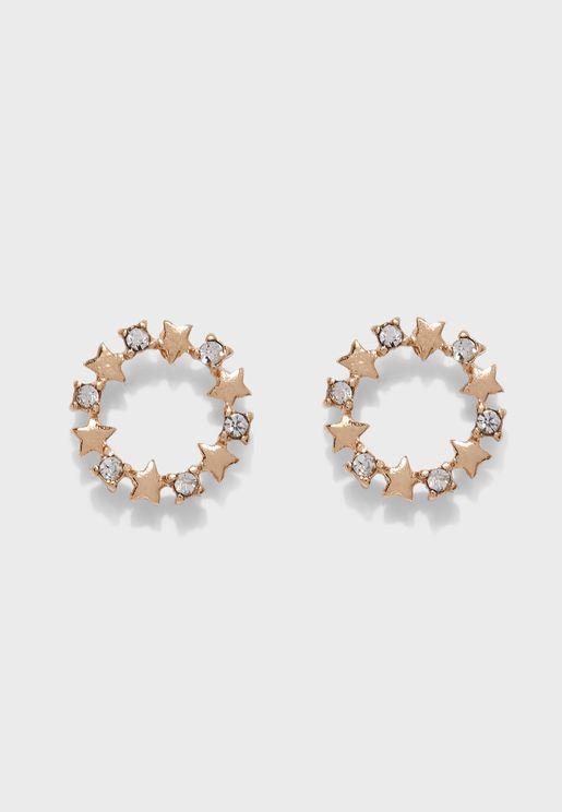 Menkar Earrings