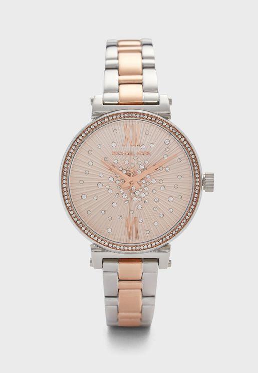 MK3972 Sofie Analog watch