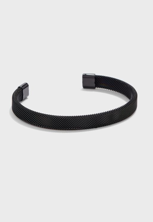 Logan Flat Mesh Bracelet