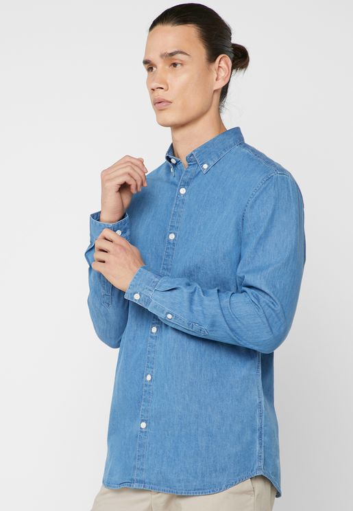 Amsterdam Denim Shirt