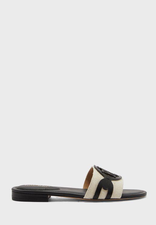 Alegra Flat Sandal