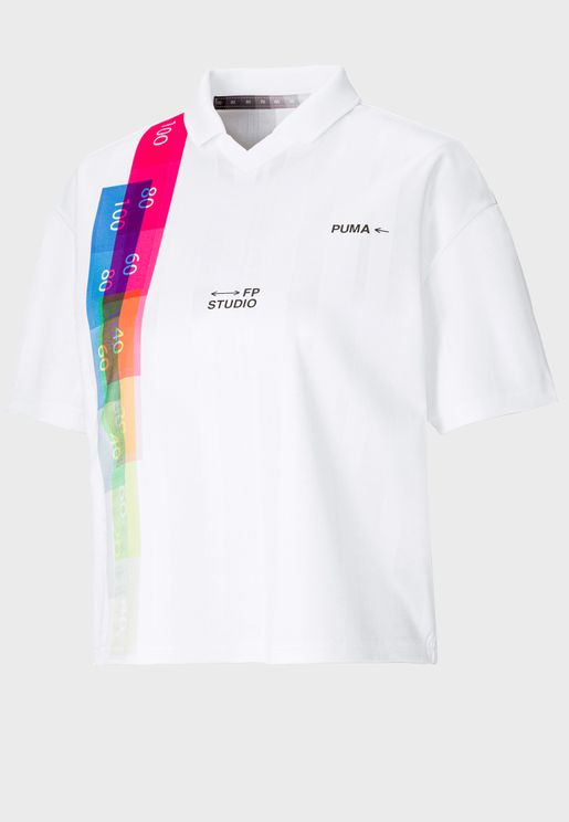 Felipe Pantone Woven T-Shirt