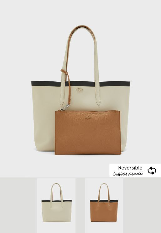 Anna Seasonal Removable Zipped Shopper