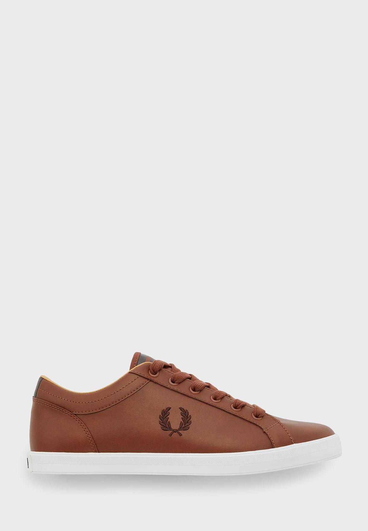 Baseline Low Top Sneakers