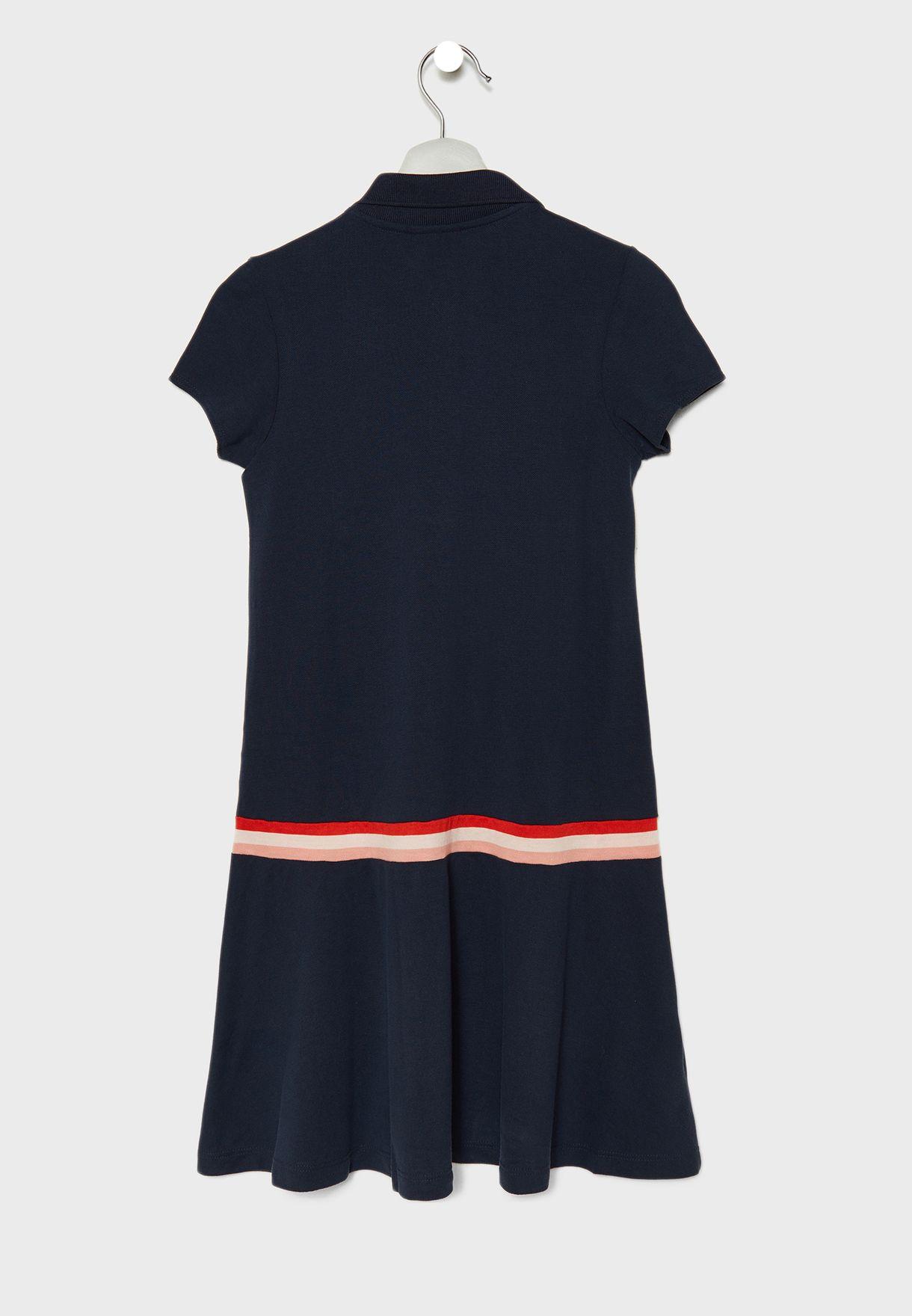Kids Polo Dress
