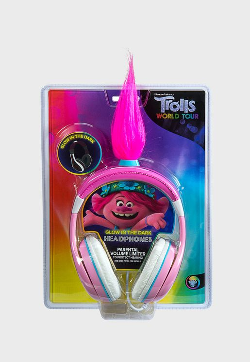 Trolls Over Ear Headphones