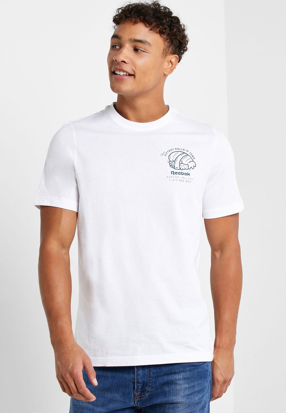 Graphic Series Panda T-Shirt