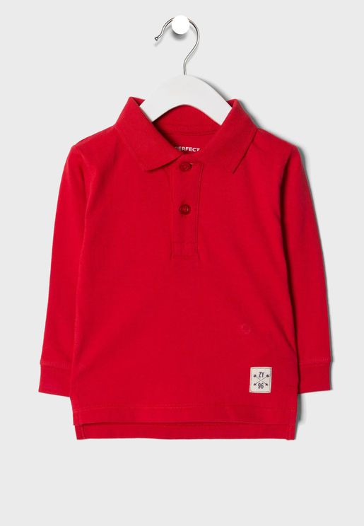 Infant Essential Polo