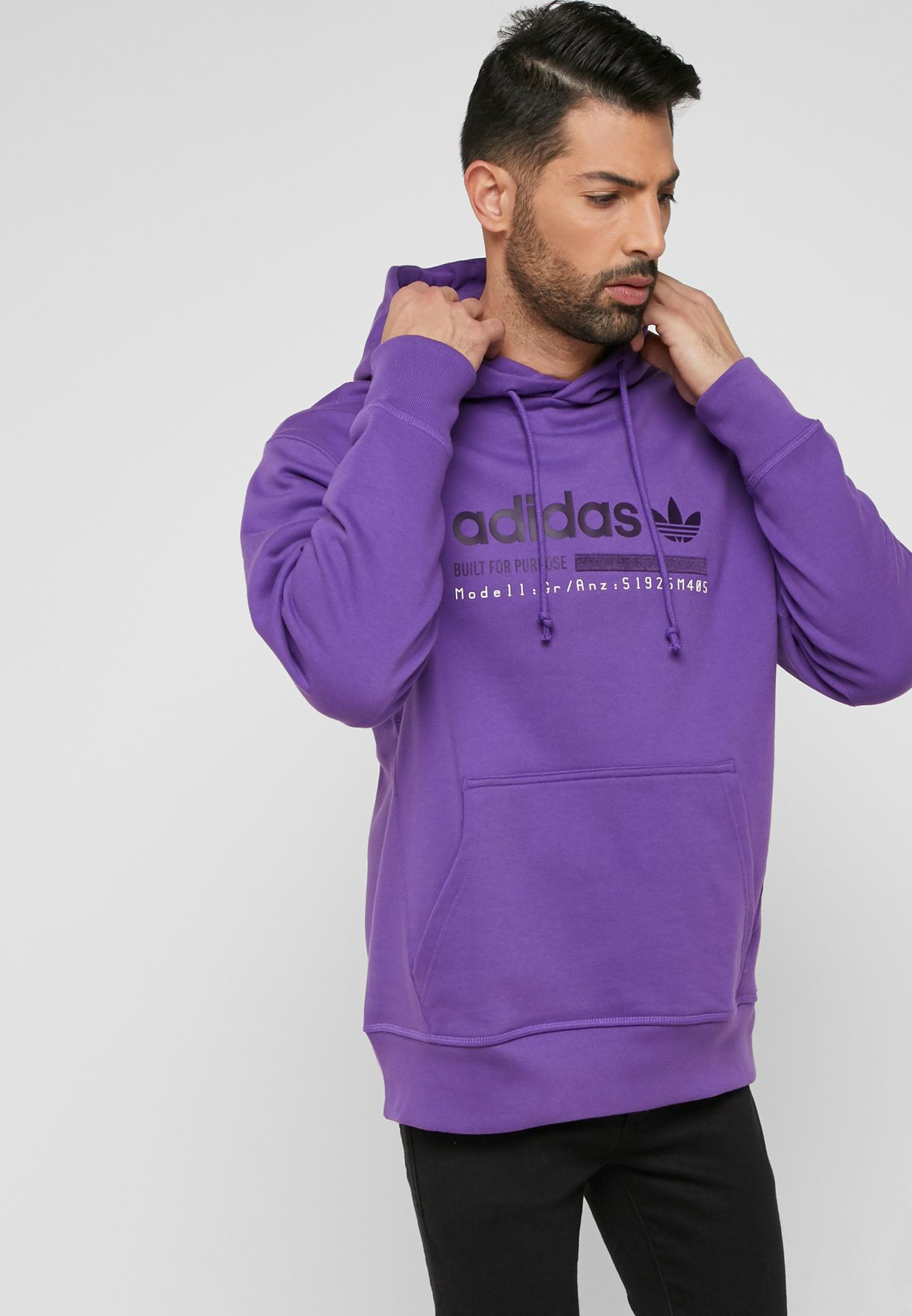 adidas Originals Men's Kaval Graphic Hoodie