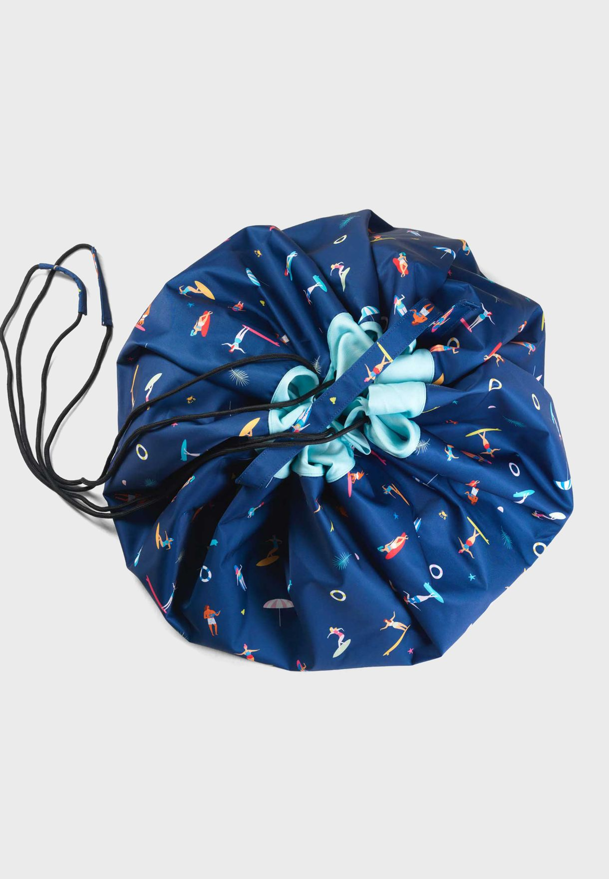 Outdoor Surf Playmat And Storage Bag