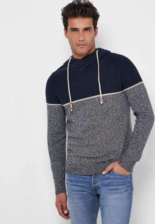 Rayson Color Block Hoodie
