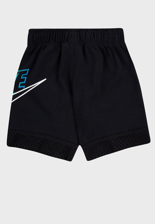 Infant NSW Mesh Overlay Shorts