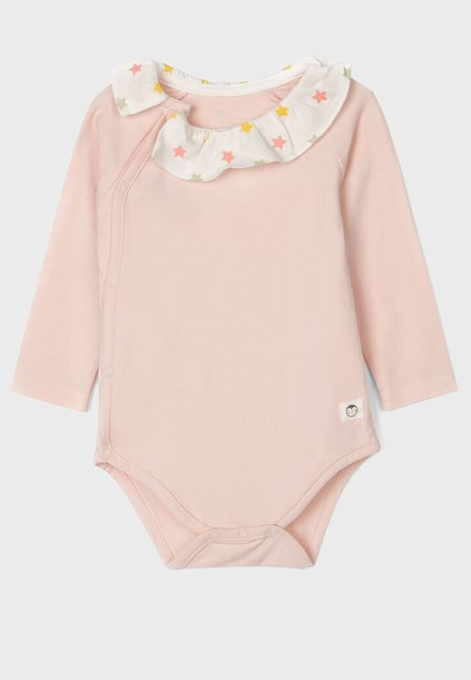 Infant Ruffle Bodysuit