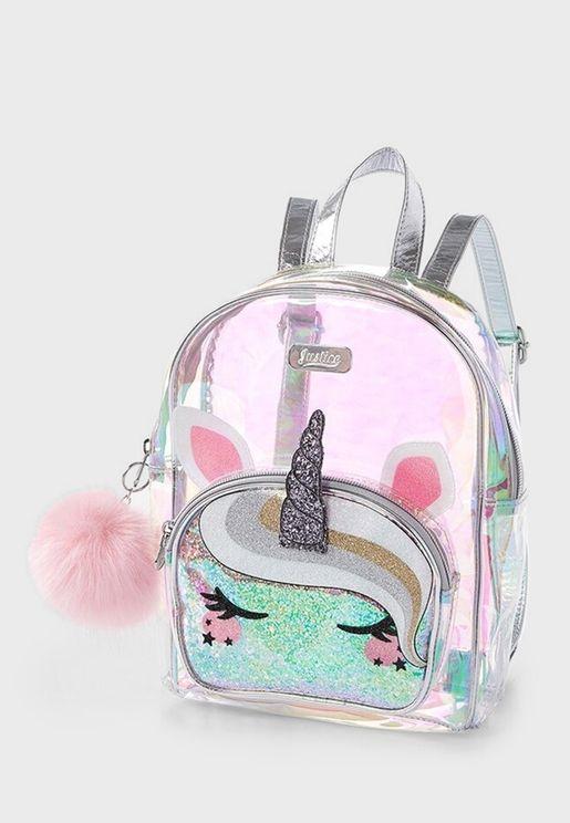 Kids Unicorn Backpack