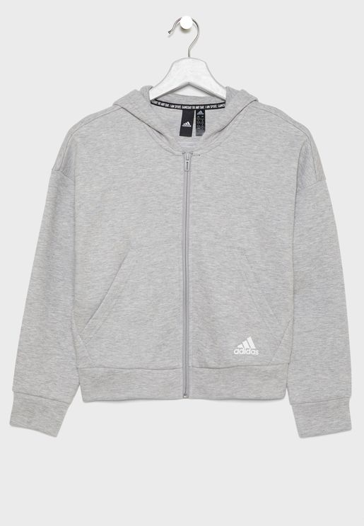 Youth Must Have 3 Stripe Hoodie