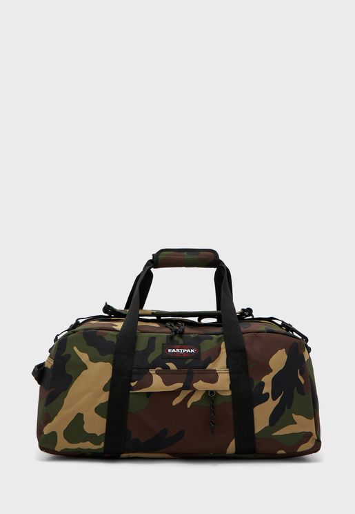 Stand Camo Duffel Bag
