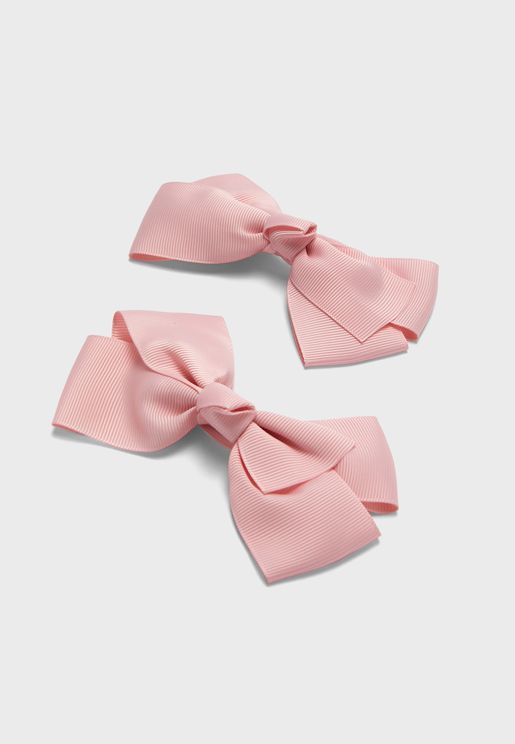 Kids 2 Pack Bow