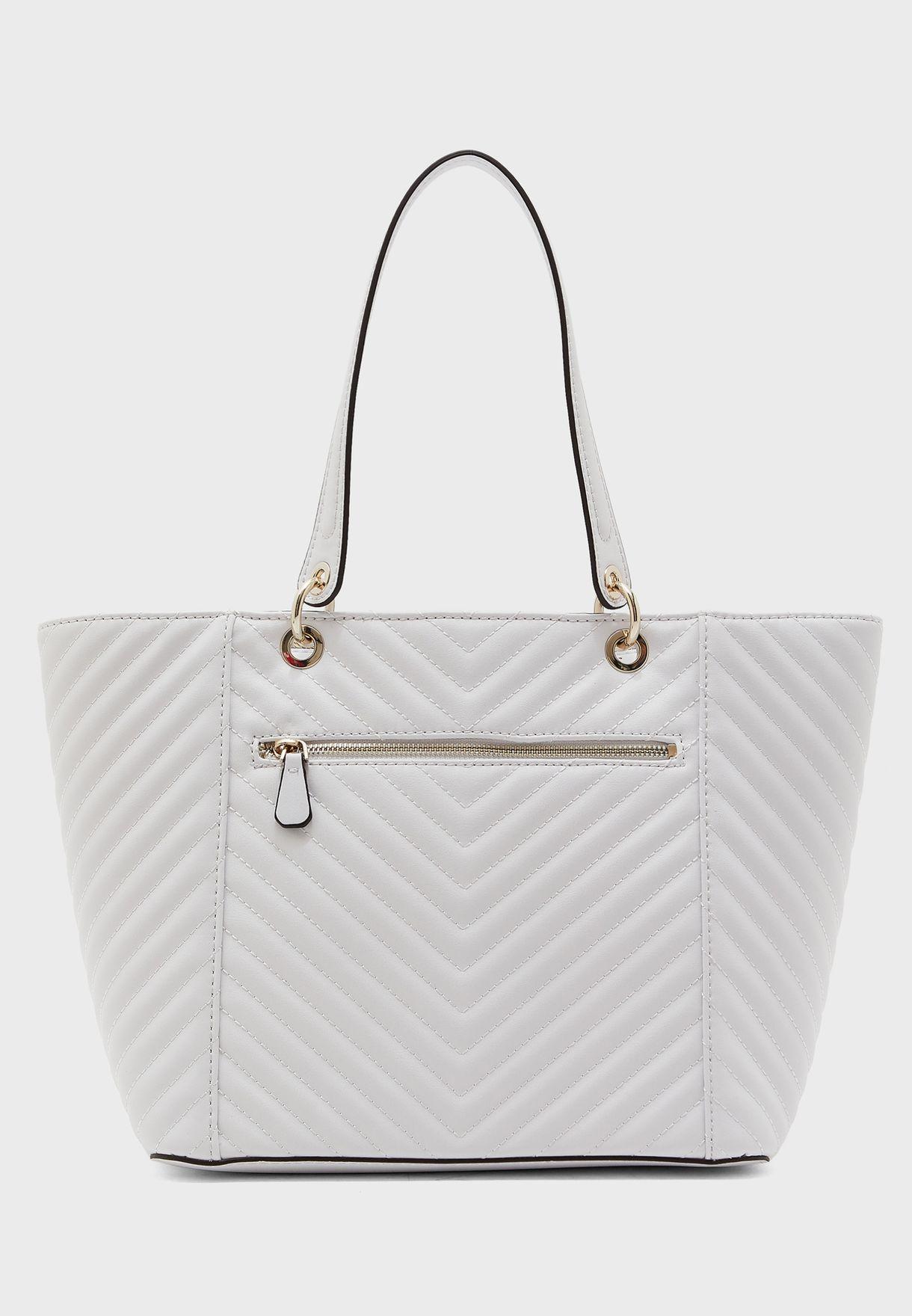 حقيبة تسوق بحمالات علوية