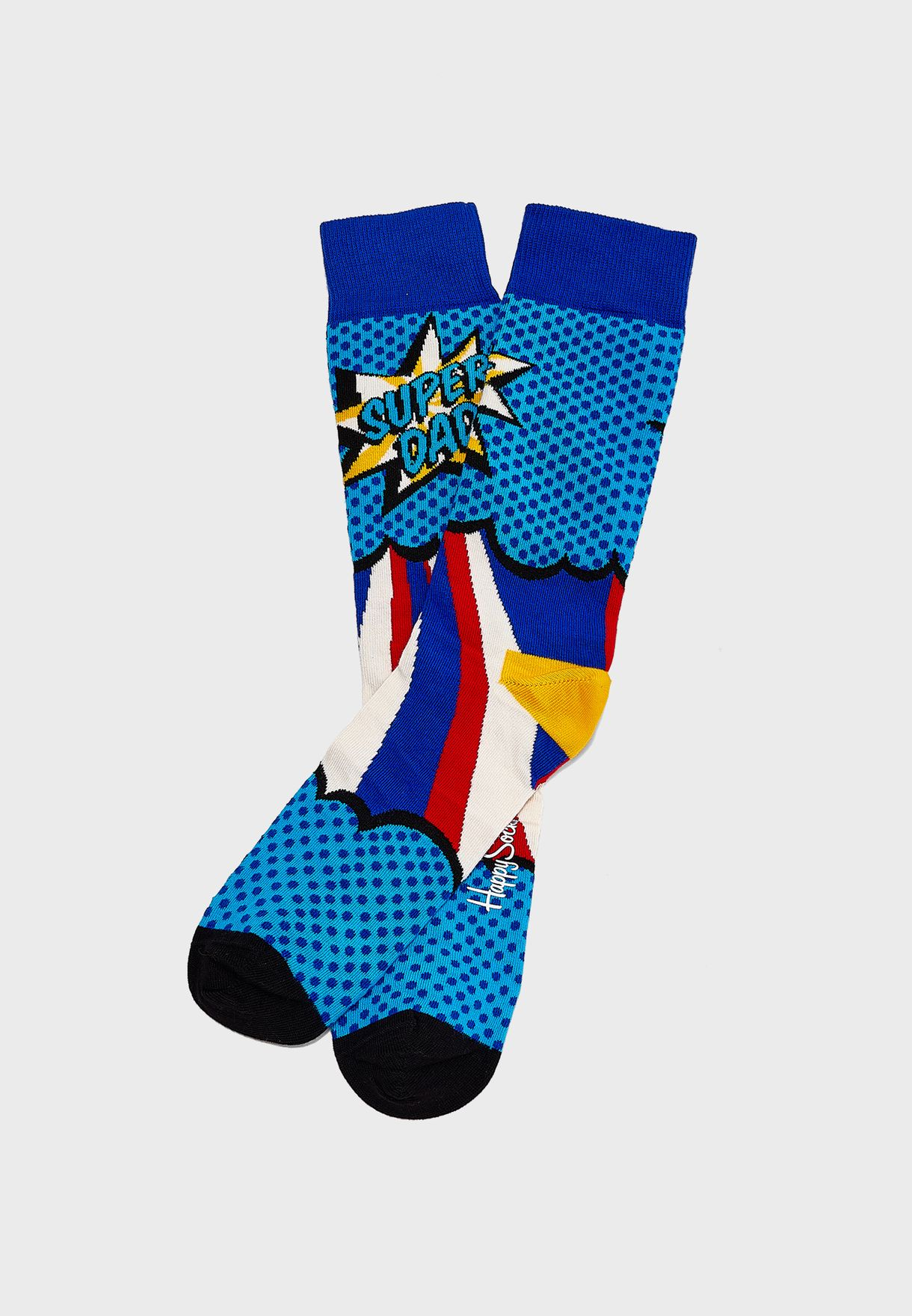 3 Pack Father's Day Crew Socks