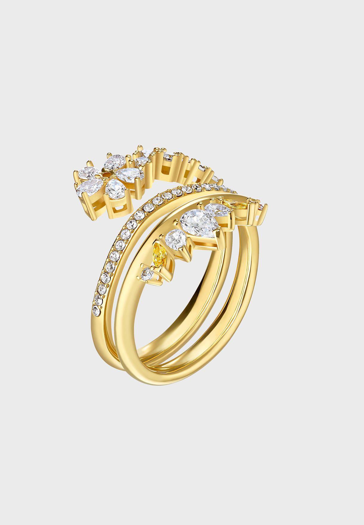 Flora Wrap Ring
