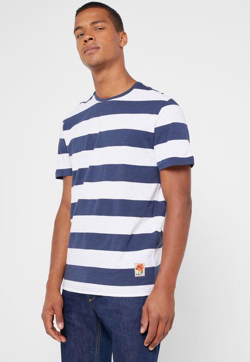 Patterson Crew Neck T-Shirt