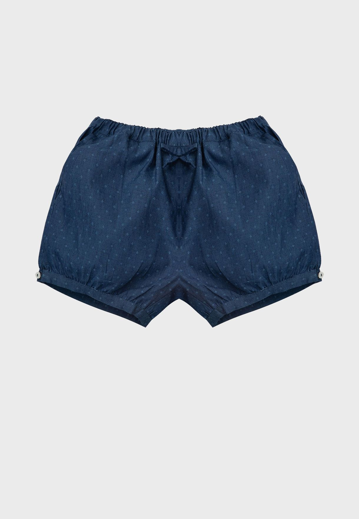 Kids Knot Detail Shorts