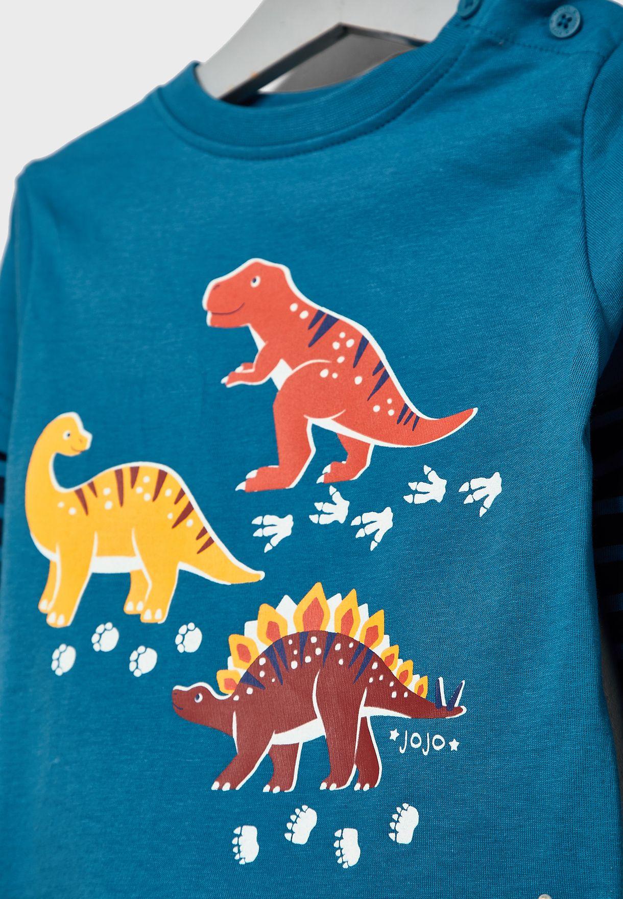 Kids Dino T-Shirt