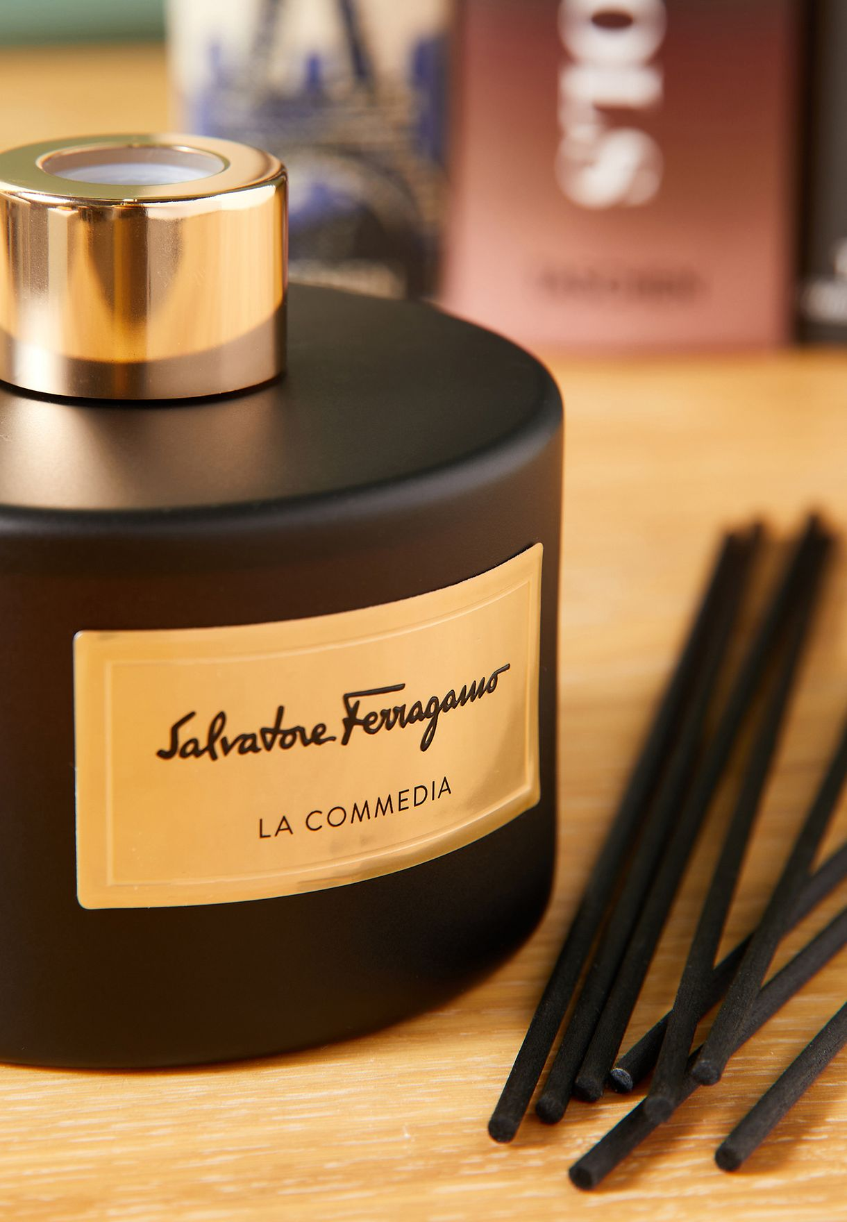 La Commedia Reed Diffuser