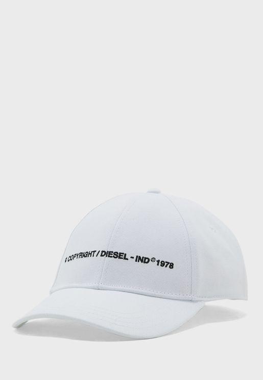 Comixi Curved Peak Cap