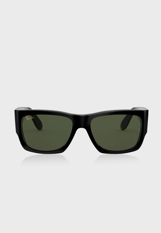 0RB2187 Wayfarer Sunglasses