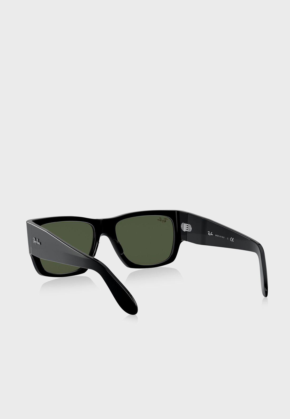 0RB2187 Wayfarer Sunglasses