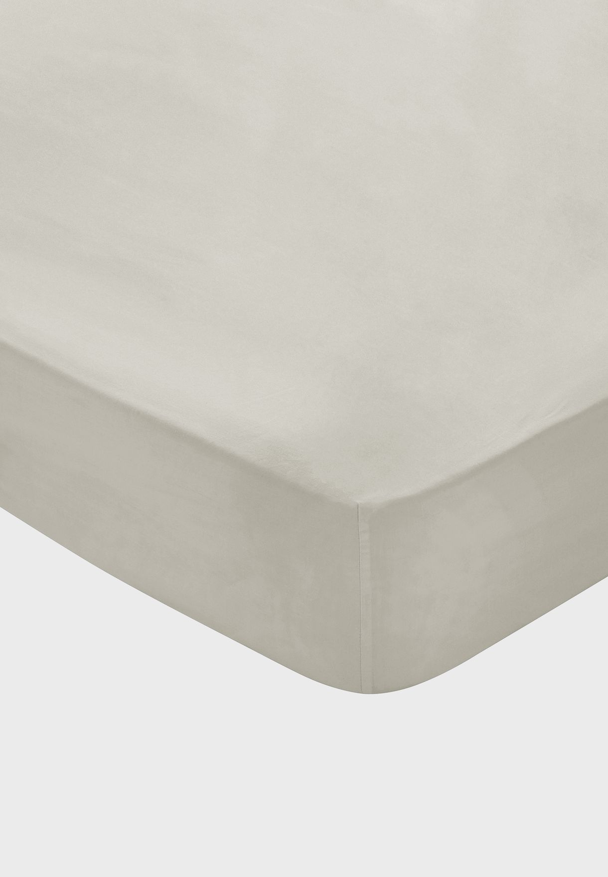 300Tc Egyptian Cotton Super King Fitted Sheet
