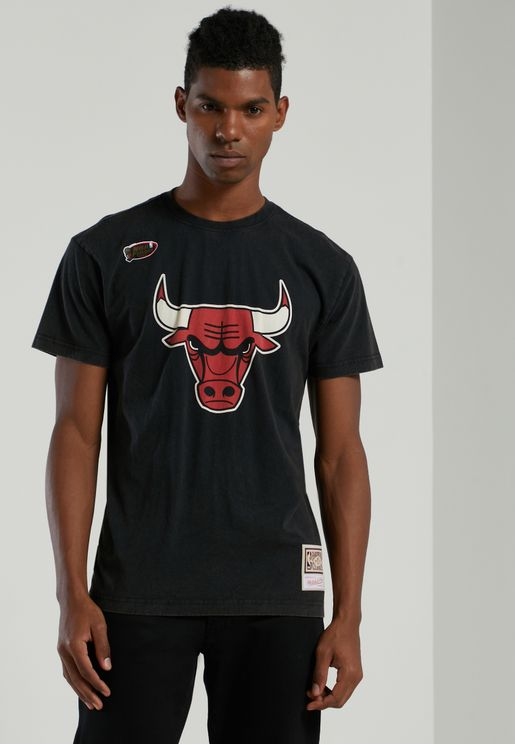 Chicago Bulls Wordmark T-Shirt
