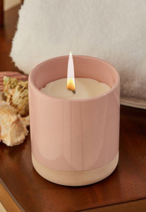 Glaze Pomegranate Scented Candle