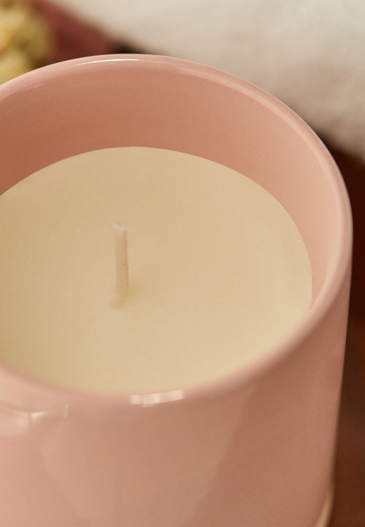 Glaze Pomegranate Scented Candle