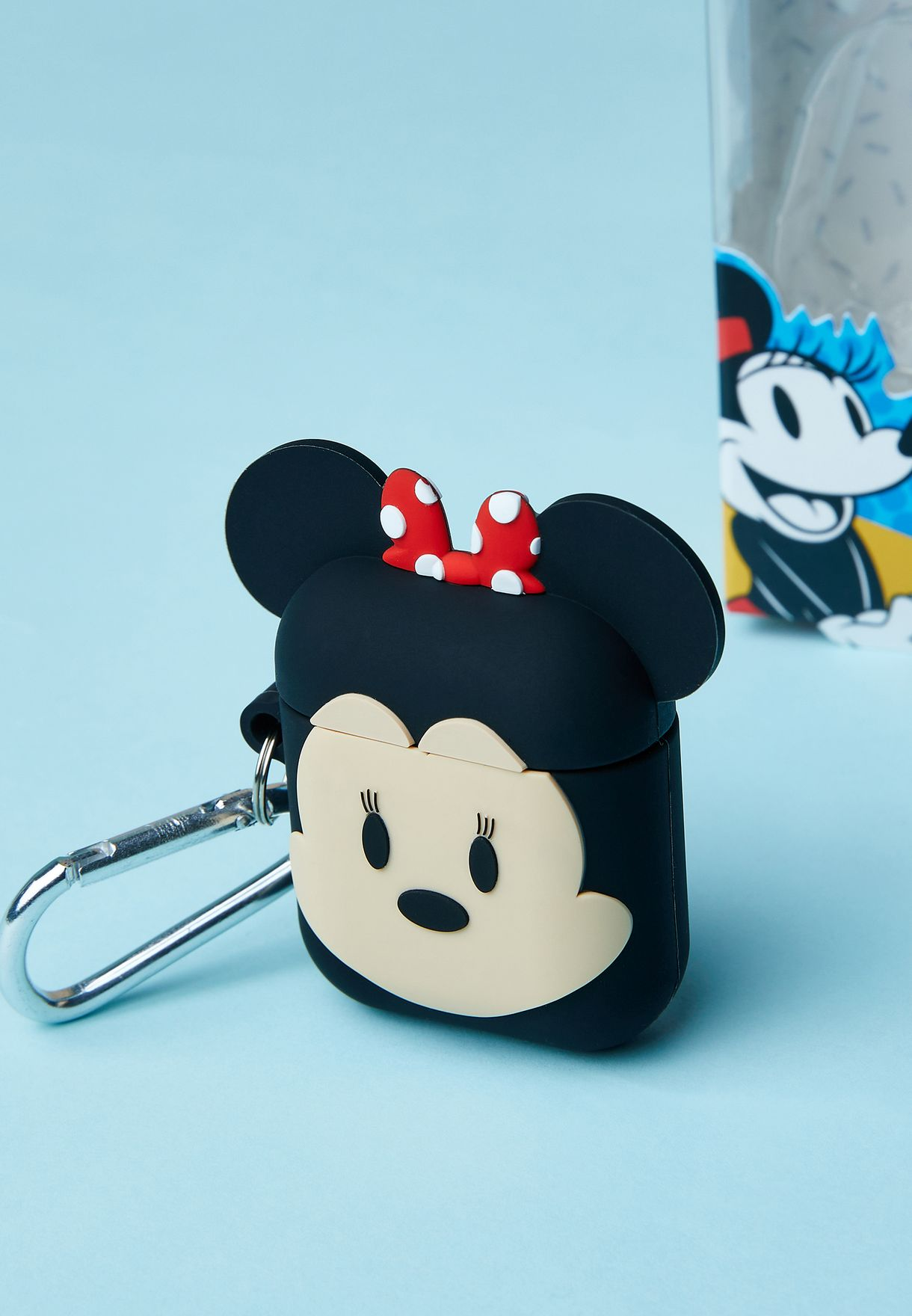 Minnie Mouse 3D Airpods Case