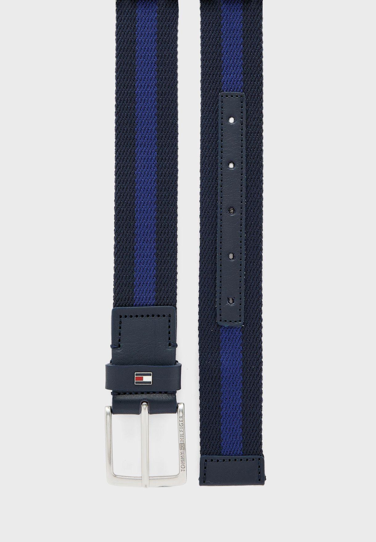 Casual Webbing Belt