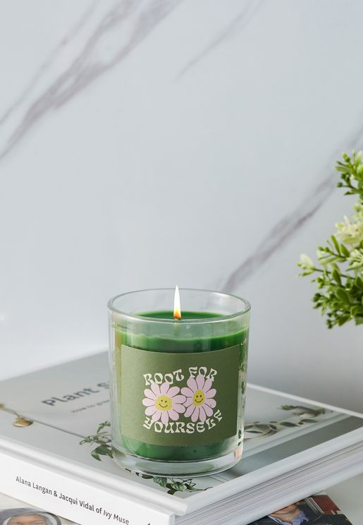 Root For Yourself Candle