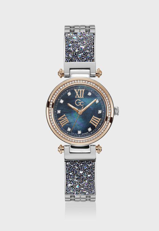 Crystal Analogue Watch