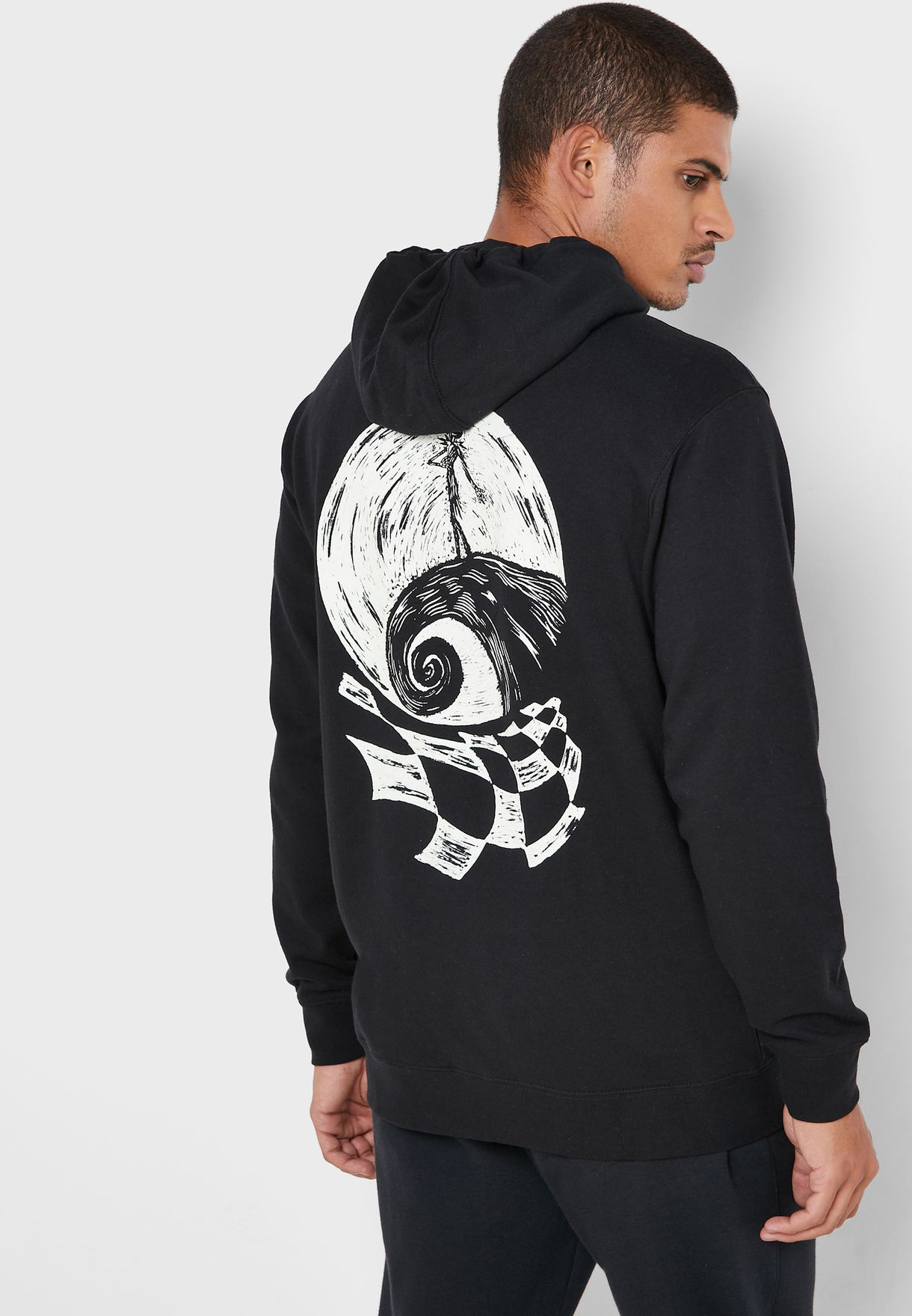 The Nightmare Before Christmas Jack Hoodie