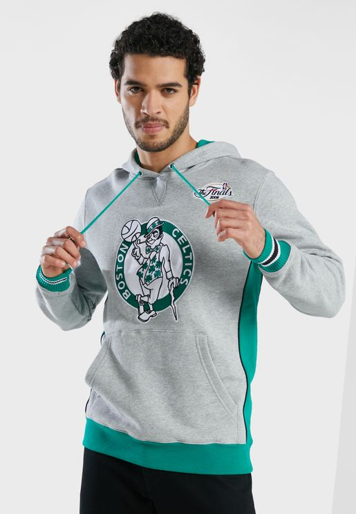 Boston Celtics Pinnacle Fleece Hoodie
