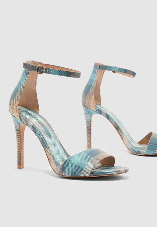 Dellmar Heel Sandal