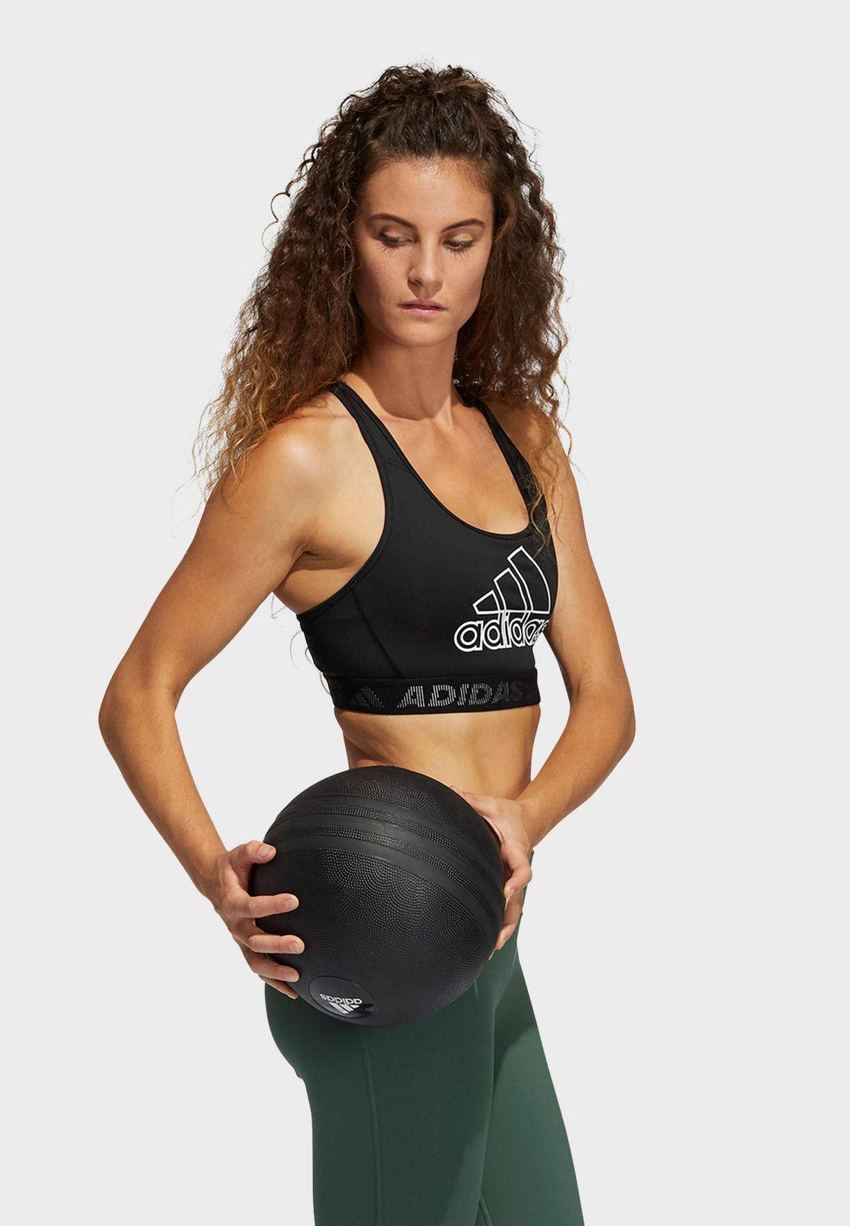 Don't Rest Badge Of Sports Bra