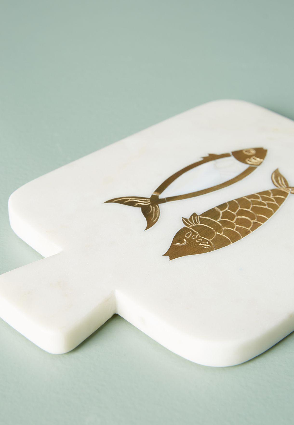 Small Sardine Cheese Board