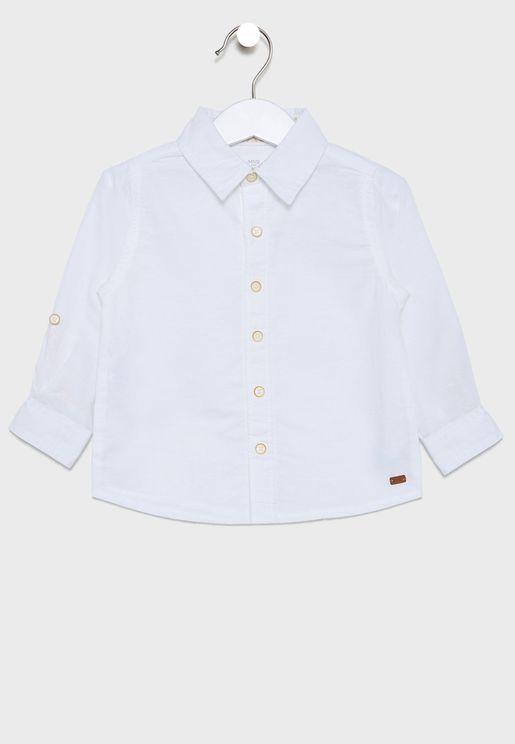 قميص سادة للاطفال