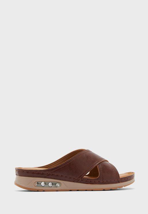 Dani Wedge Sandals